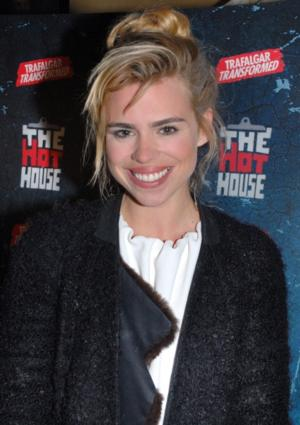 Billie Piper and Oliver Chris Teaming with Richard Bean for New Play at the National?