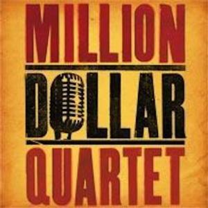 MILLION DOLLAR QUARTET to Play Mystic Showroom, 10/25-27