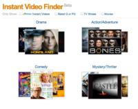 Amazon Launches Instant Video Finder Feature