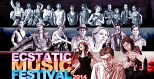 Hospitality and Face the Music, Victoire & Glenn Kotche and More Set for Ecstatic Music Festival 2014, Beg. Today