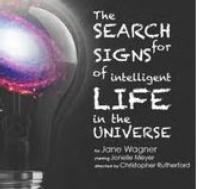 FreeFall's Tandem Series Presents Jonelle Meyer THE SEARCH FOR SIGNS OF INTELLIGENT LIFE IN THE UNIVERSE