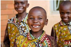 African Children's Choir to Perform with SSC & Plymouth Students, 2/8 & 10