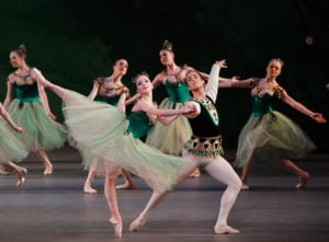BWW Reviews: New York City Ballet's JEWELS