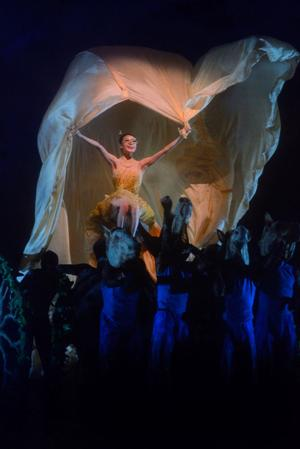 BWW Reviews: SF Ballet's CINDERELLA is Beautiful and Fresh