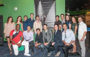 Cast of Las Vegas' JERSEY BOYS Attend Advanced Screening of Film Adaptation