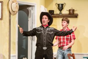 THE RAINMAKER Opens 7/18 at Sherman Playhouse