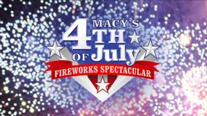 NBC's Macy's Fireworks Spectacular is No. 1 for July 4th