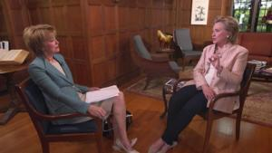 Hillary Clinton Set for CBS SUNDAY MORNING, 6/15