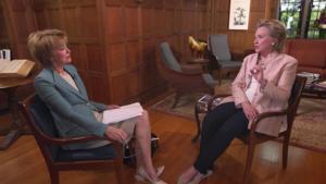 Hillary Clinton Set for CBS SUNDAY MORNING, 6/15