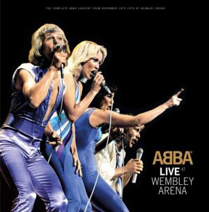ABBA to Release Landmark 'Live at Wembley Arena' Concert, 9/30