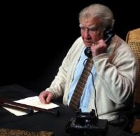 'Ed Asner as FDR' Debuts  in Thousand Oaks on March 10