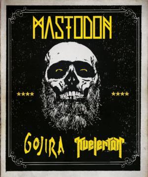 MASTODON Announce Spring Headlining Tour