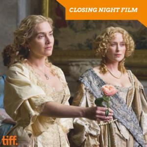Alan Rickman's  A LITTLE CHAOS to Close 2014 Toronto Film Festival