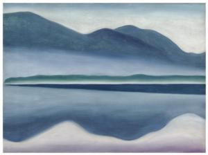 The Fine Arts Museums of San Francisco Presents MODERN NATURE: GEORGIA O'KEEFFE AND LAKE GEORGE, 2/15-5/11