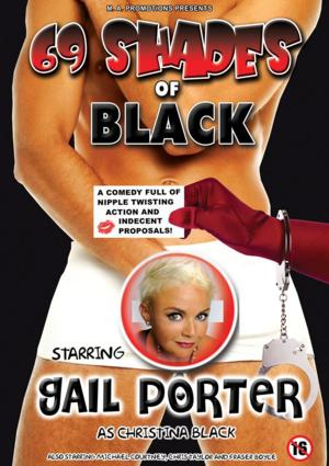 Gail Porter to Tour 69 SHADES OF BLACK; Kicks Off in Kilmarnock, April 10, 2015