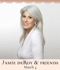 JAMIE DEROY & FRIENDS Presents An Evening at 54 BELOW, 3/4