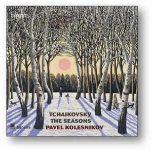 Pianist Pavel Kolesnikov Makes Debut Studio Recording with Tchaikovsky's THE SEASONS