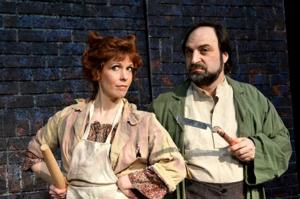 BWW Reviews: SWEENEY TODD Cooks Up Some Fine Singing at Theatre Harrisburg