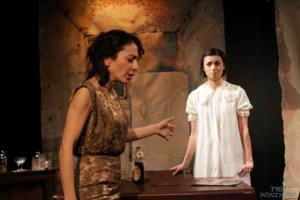 Marta Mondelli's THE WINDOW Opens Today at Cherry Lane Theater