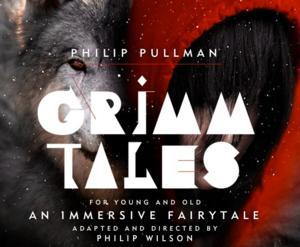 Philip Pullman's GRIMM TALES Comes to Shoreditch Town Hall on March 14