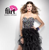 Flirt by Maggie Sottero, Launches Model Behavior Sweepstakes for Lucky Prom Girl