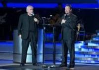 Mirage Headliner Terry Fator Welcomes Legendary Actor John Ratzenberger