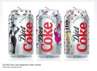 Diet Coke Reveals Marc Jacobs Designed Cans