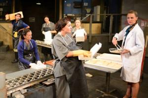 BWW Review: Prize Catch: NORTH SHORE FISH at Gloucester Stage Company