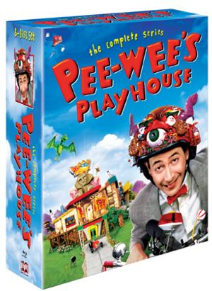 Remastered PEE-WEE'S PLAYHOUSE The Complete Series Coming to Blu-ray 10/21