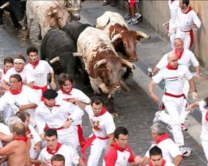 Esquire Network to Air First-Ever Live TV Event RUNNING OF THE BULLS 2014