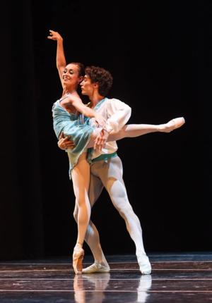 BWW Review: Festival Ballet Steps into Spring with Innovative UP CLOSE ON HOPE
