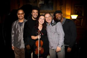 Elektra Kurtis & Ensemble Elektra Debut BRIDGES FROM THE EAST at Symphony Space, 7/16