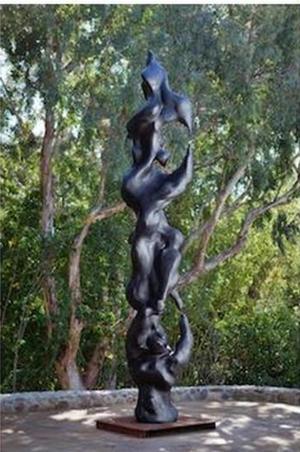 Herb Alpert Sculptures to be Displayed in Dante Park, ACA Galleries this Month