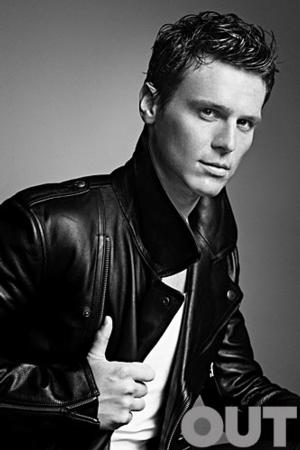 Jonathan Groff and LOOKING Featured in OUT Magazine