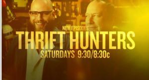 Spike TV Greenlights Season 2 of THRIFT HUNTERS