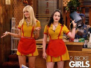 CBS's 2 BROKE GIRLS, MIKE & MOLLY Hit Season Highs