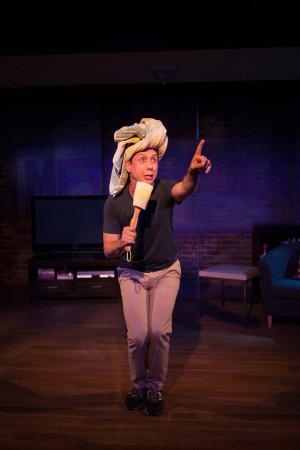 Steven Strafford Stars in METHTACULAR!, Beginning Tonight at Theater Wit