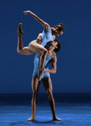The Joffrey Academy of Dance Presents WINNING WORKS: CHOREOGRAPHERS OF COLOR AWARDS 2014, 3/1