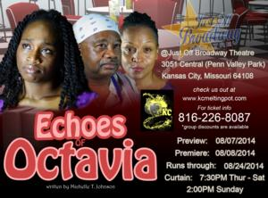 BWW Preview: World Premiere of ECHOES OF OCTAVIA Opens in Kansas City