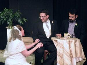 BWW Reviews: Sondheim's COMPANY Drops In at Oyster Mill Playhouse