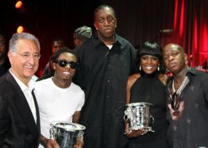 Bryan 'Birdman' Williams, Ronald 'Slim' Williams Honored as BMI Icons