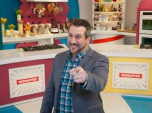 Food Network to Premiere Season 2 of REWRAPPED Hosted by Joey Fatone, 9/8