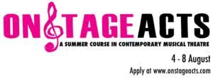 Stage Acts Productions to Launch ONSTAGE ACTS Summer Course with Julie Atherton and Paul Spicer, Aug 4-8