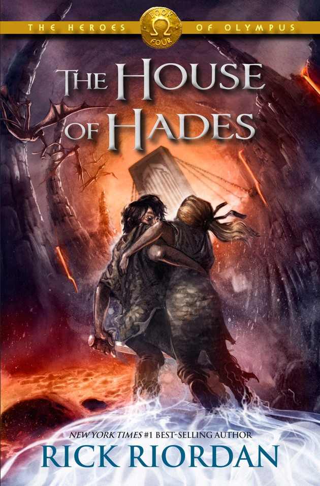 Disney Announces 2.5 Million-Copy First Printing of #1 Best-Selling Author Rick Riordan's The House of Hades