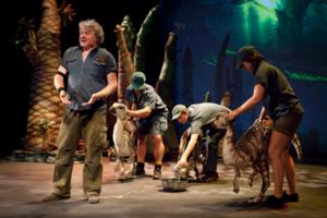 DINOSAUR ZOO LIVE Plays The Majestic Theatre This Weekend