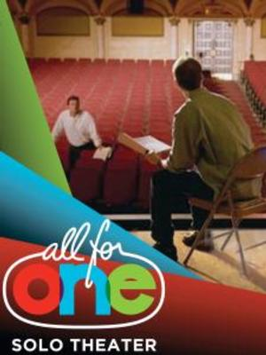 All For One Offers First Collaborative Panel Series: SOLO THEATER DIRECTORS, 6/30