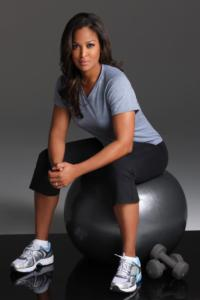 World Champion Fighter Laila Ali Guests on NBC's BIGGEST LOSER Tonight