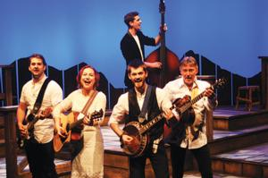 BWW Reviews: RING OF FIRE at CLO Cabaret Weaves Music and Narrative Together