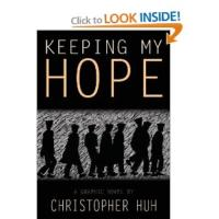 14-Year-Old Christopher Huh Debuts KEEPING MY HOPE, A Historical Fiction Graphic Novel About the Holocaust