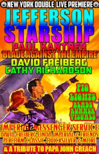 Jefferson Starship is Set to Perform their 2,000th Concert on 11/3 at The Concert Hall in NYC